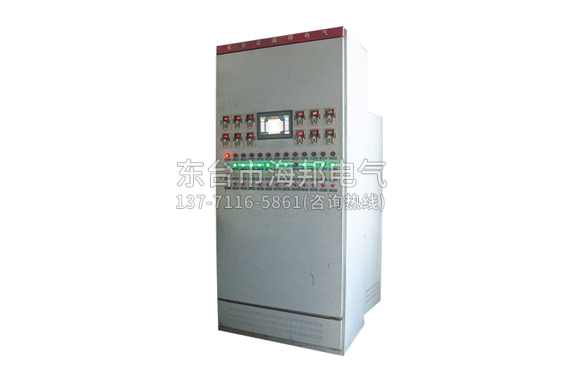 天然气加热炉自动恒温控制柜