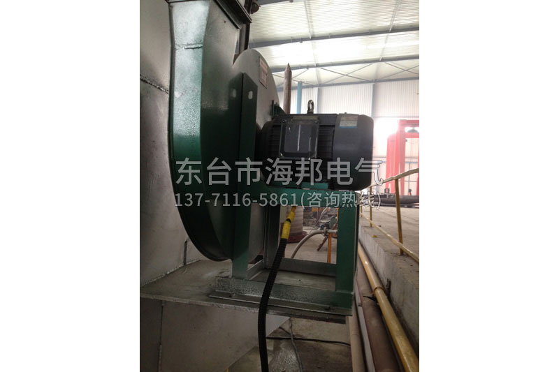 唐山调试 天燃气温控控制系统